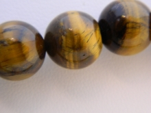 Arden Jewelry Design tigerseye necklace