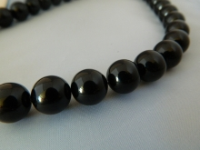 Arden Jewelry Design onyx necklace